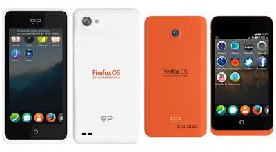 WOW!! Firefox Bakal Merilis Ponsel Pintar