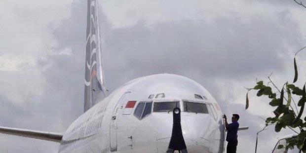 Efek Domino Kebangkrutan Batavia Air