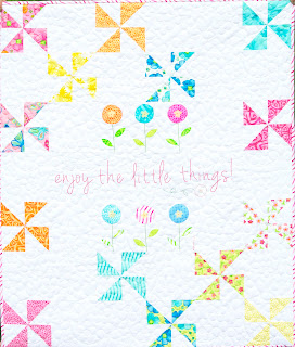 meags and me Little Things Quilt Pattern