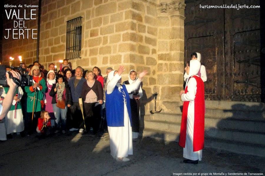 Escena de Ya Tornan, Tornavacas, Valle del Jerte