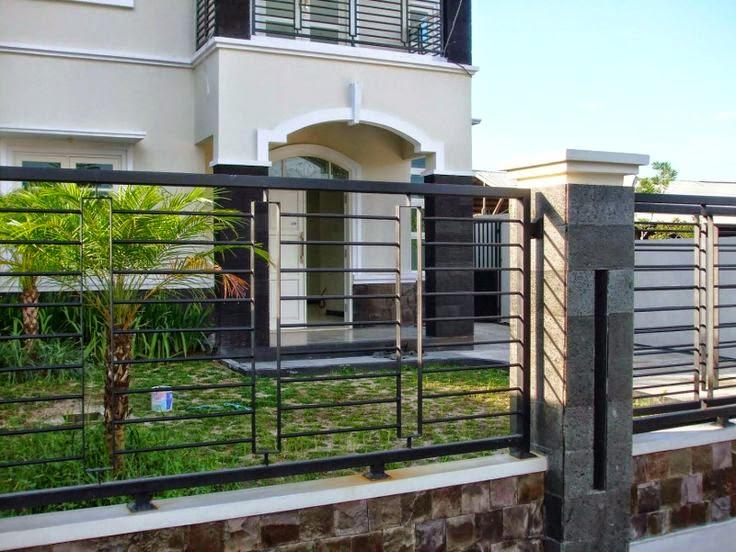 desai pagar rumah minimalis terbaru