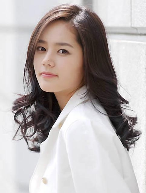 Simple Korean Hairstyle for school girls Medium Hair