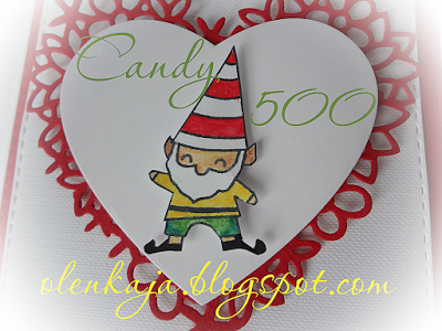 Candy w Robótkowej krainie Oli