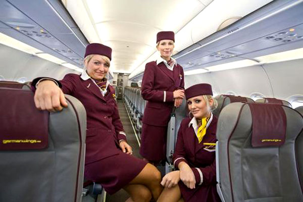 October 2011 World Stewardess Crews