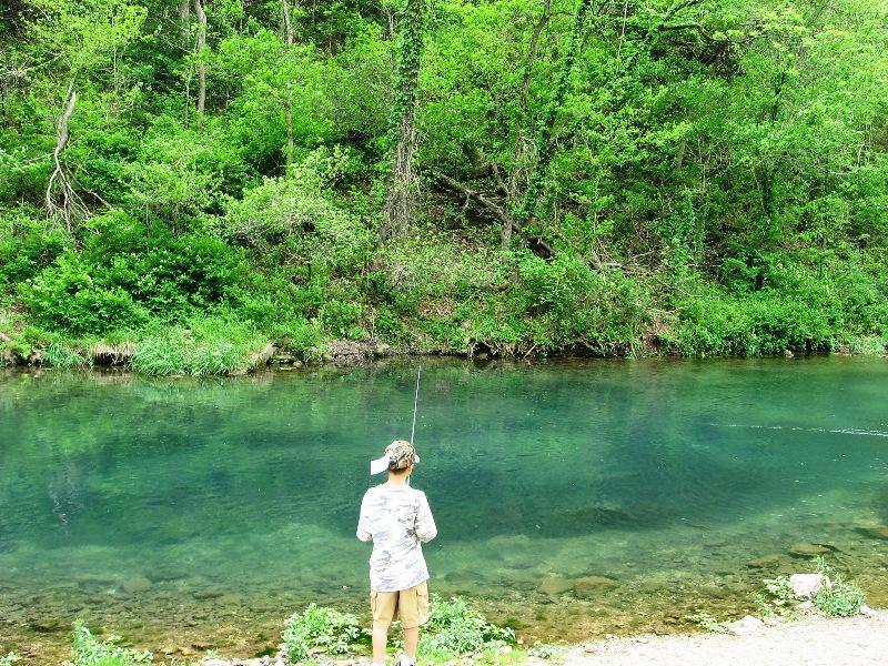 Miau Wantz Her Fillet: River Fishing Tips
