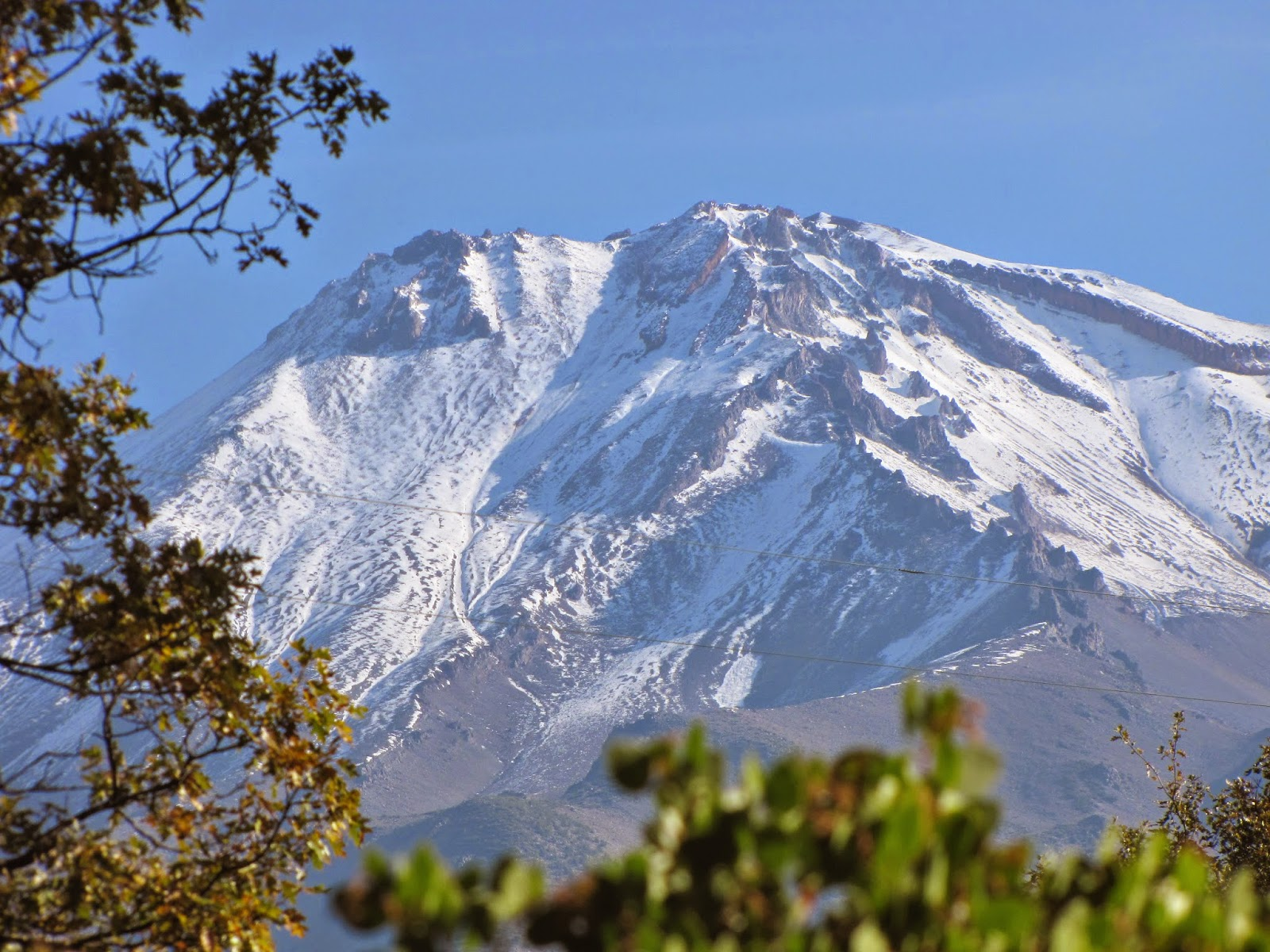 Mount Shasta: bring clarity to your journey