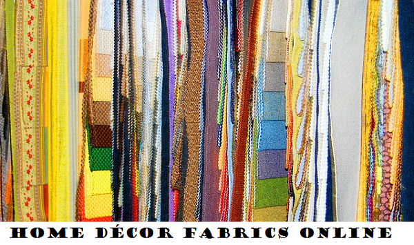 but how and where do you source for your home decor fabric requirements especially if the stores in your locality hardly stock unique and interesting - Home Decor Fabrics By The Yard