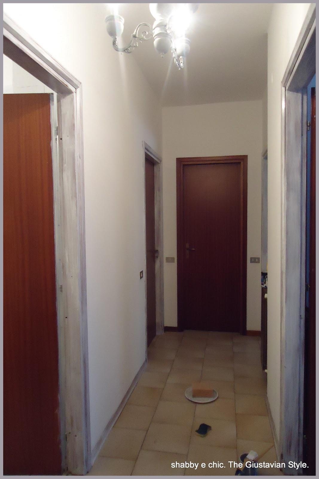 Ridipingere le porte interne