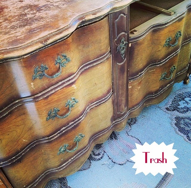 French-Provincial-Dresser-DIY