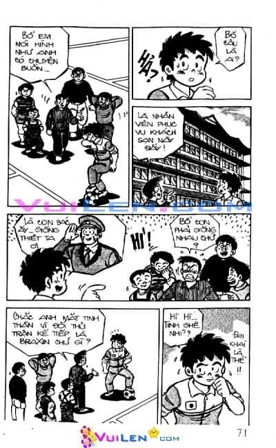 Jindodinho - Đường Dẫn Đến Khung Thành III  Tập 17 page 71 Congtruyen24h