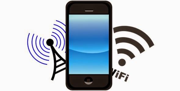 cara membuat smartphone menjadi modem dan wi-fi