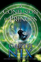 a confusion of princes by garth nix book cover