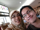 with him