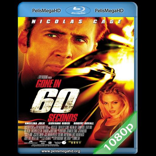 60 SEGUNDOS (2000) 1080P HD MKV ESPAÑOL LATINO