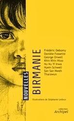 """""""NOUVELLES DE BIRMANIE"""" - Editions Reflets d'Ailleurs - Septembre 2013"""