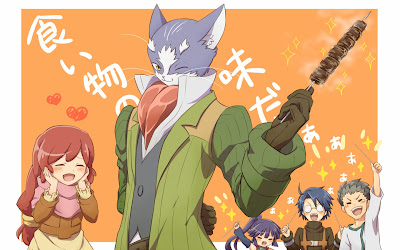 Chief Nyanta Log Horizon a641