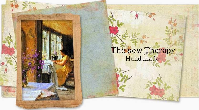 THE SEW THERAPY