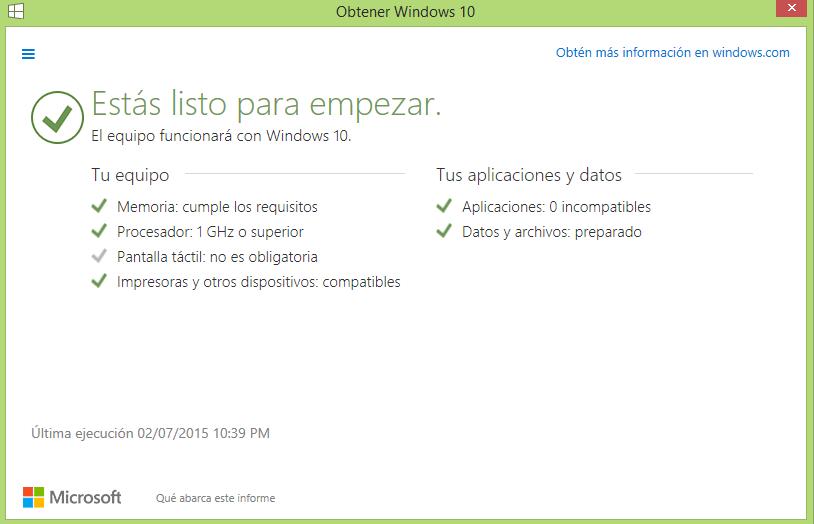 como descargar windows 10 full 32 y 64 bits iso