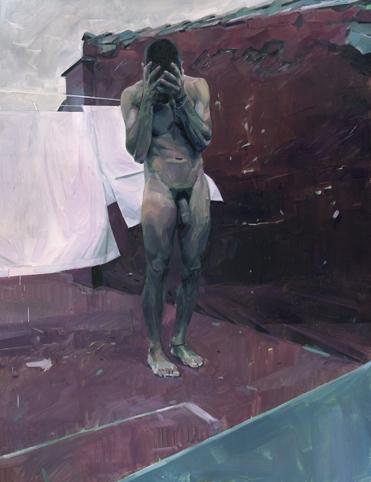 Alberto Mielgo. Oil & Acrylics