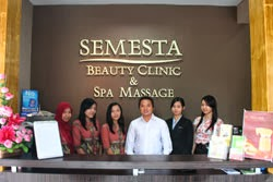 Semesta Beauty Clinic & Spa Massage Semarang.