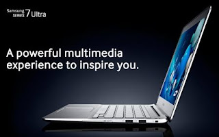 Ultrabook Terbaru Series 7 Intel Ultrabook