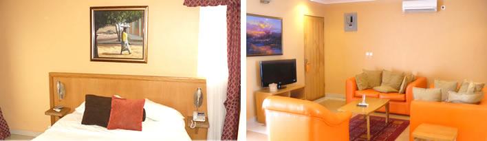 La Cour Boutique Hotels room