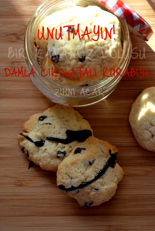 yumuşak kurabiye tarifi