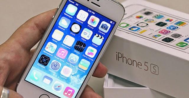 iPhone 5S tiếp tục giảm giá