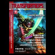 Transformers Fan Magazine #0