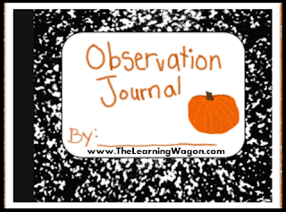 https://www.teacherspayteachers.com/Product/Observation-Journal-Pumpkin-Studies-1837909