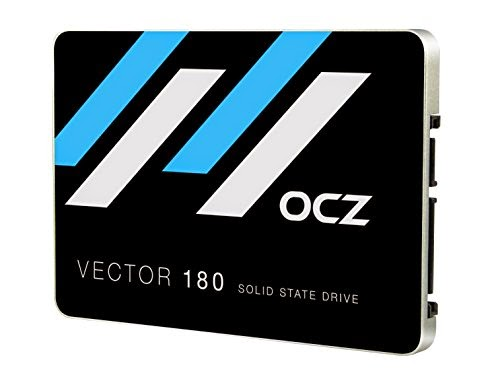 OCZ Storage Solutions Vector 180 Series 480GB SSD Today's Review