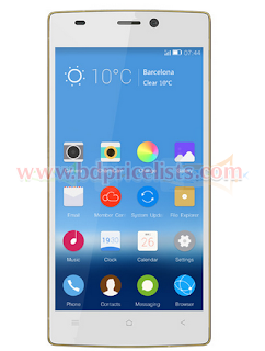 Gionee Elife S5.5 Mobile Full Specifications And price In Bangladesh