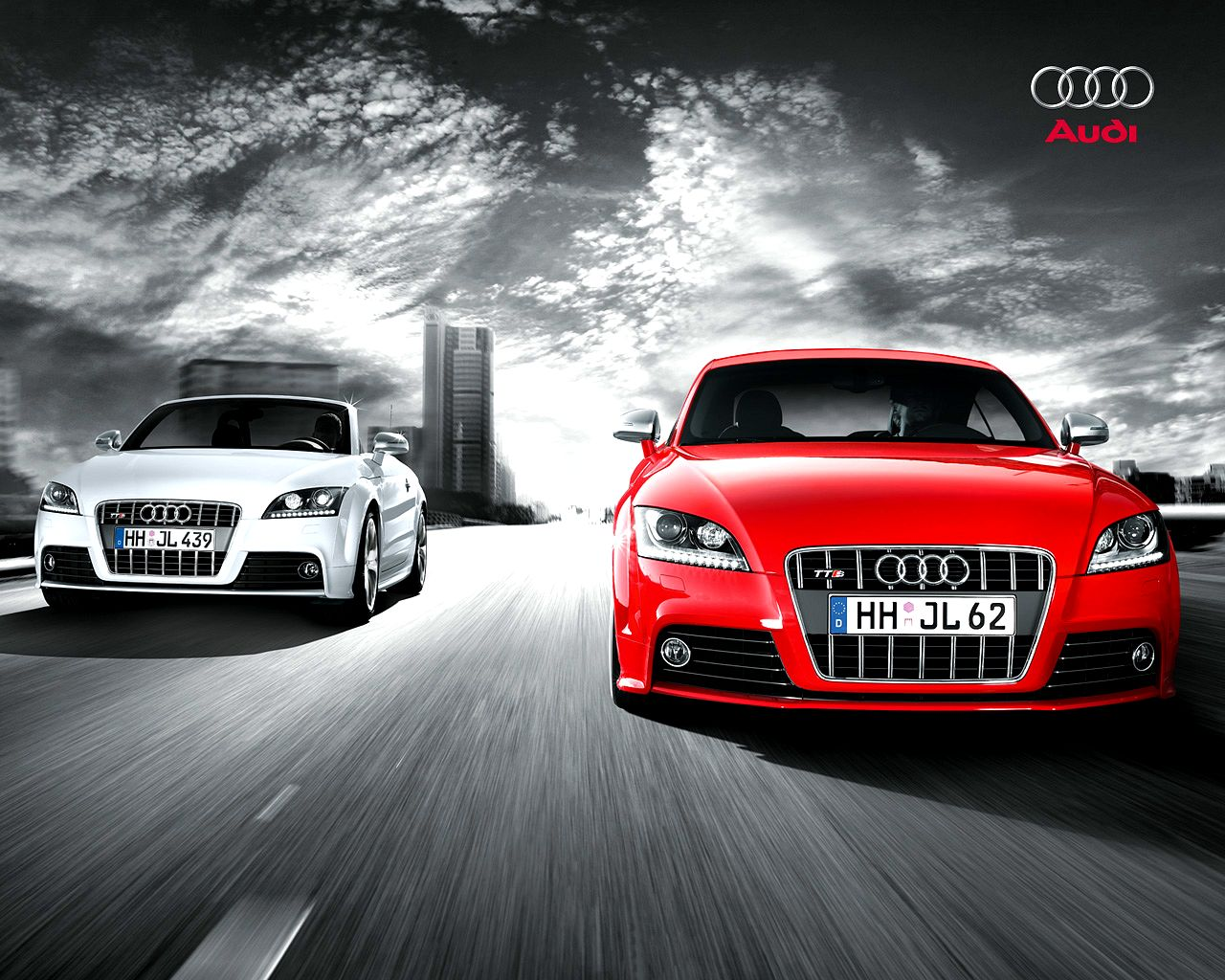 HD Audi Car Wallpapers Nature Wallpaper - Audi car background