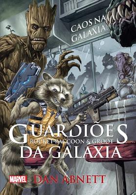 Guardiões da Galáxia (Dan Abnett)