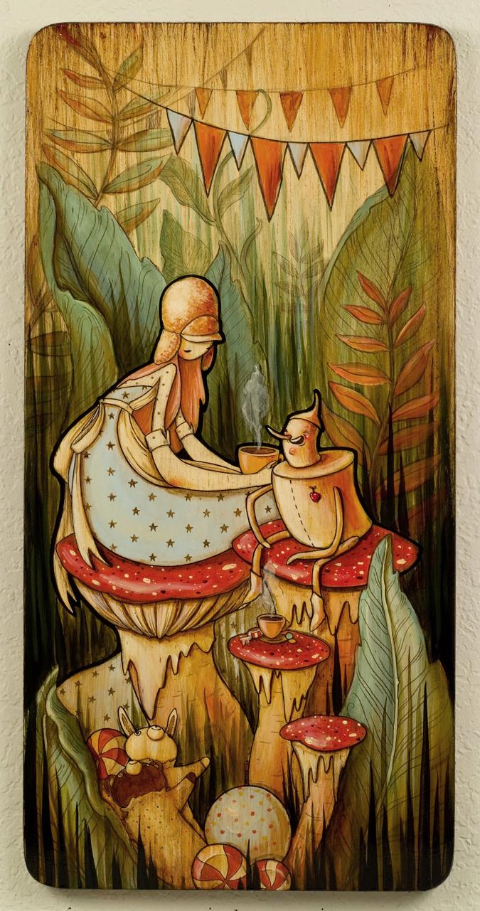 brandi milne painting