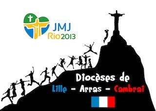 Logo JMJ Rio 2013 LAC