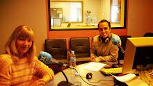 Emy Teruel en la radio