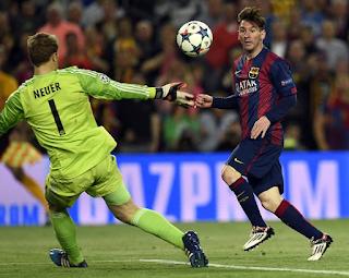 Results : Barcelona 3-0 Bayern Munich (1st Leg)