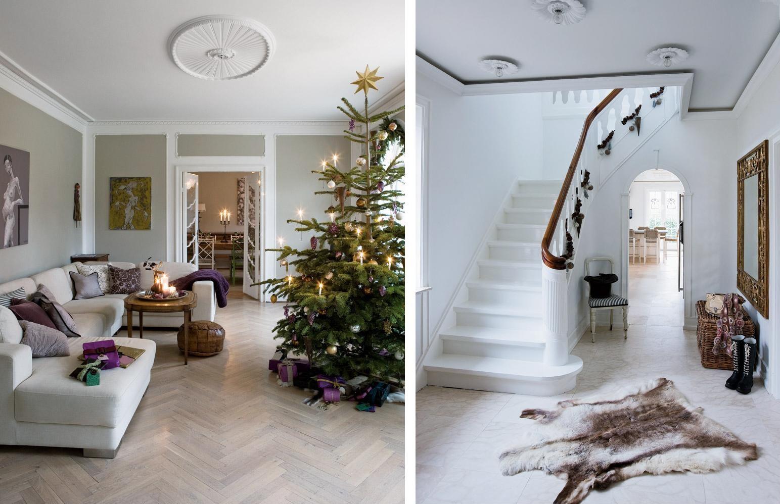 Axioma arquitectura interior for Paredes y puertas blancas