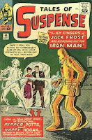 Tales of Suspense #45 cover