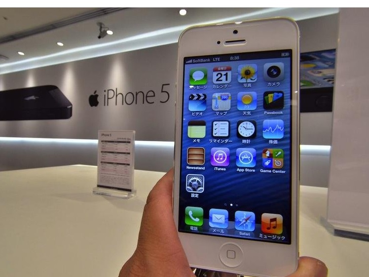 iPhone 5S will release in August, iPad 5 in April