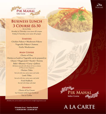 Meal Time, Table Manner (Bagian III)
