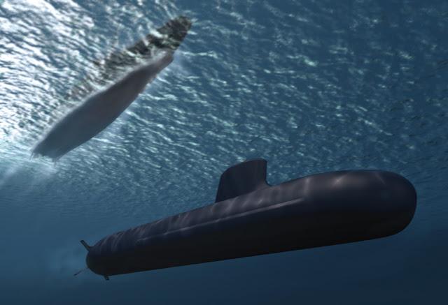 Barracuda class SSN