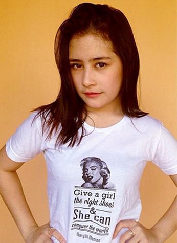 Model Gaya Rambut Prilly Latuconsina GGS Paling Cantik