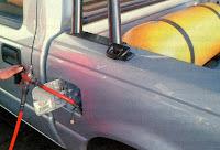 Carga tubo Ford Ranger 2.3 GNC