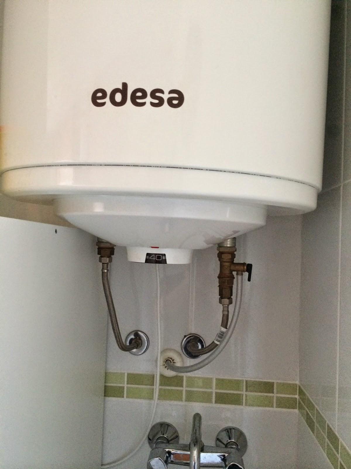 Fontaner a y gas - Instalacion de termo electrico ...