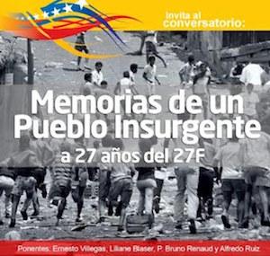 27F El Caracazo
