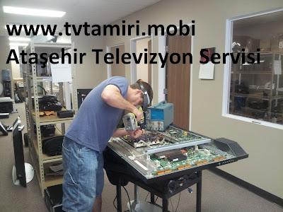Atasehir tv servisi