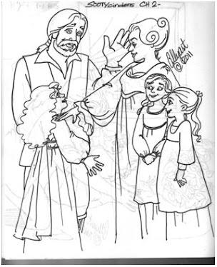 SOOTYcinders story sketch #2-1