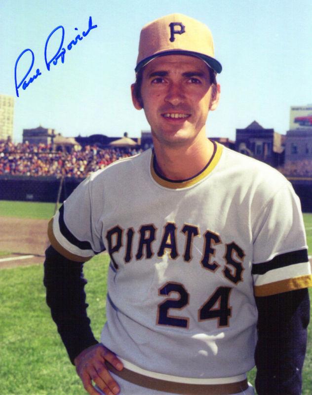 Paul Popovich 1974-1975
